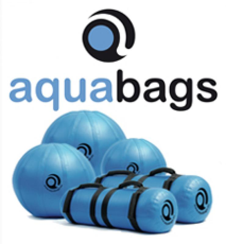 Ultimateinstability  - Aquabag Bullet, small, 20x 85cm - 15kg water