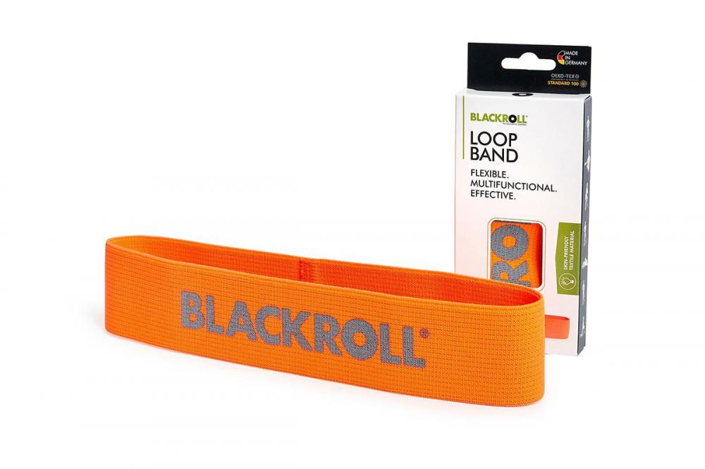 Blackroll - blackroll loop band 32cm – orange – light