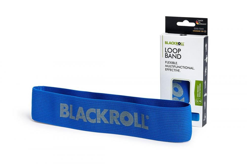 Blackroll - blackroll loop band 32cm – blue – strong