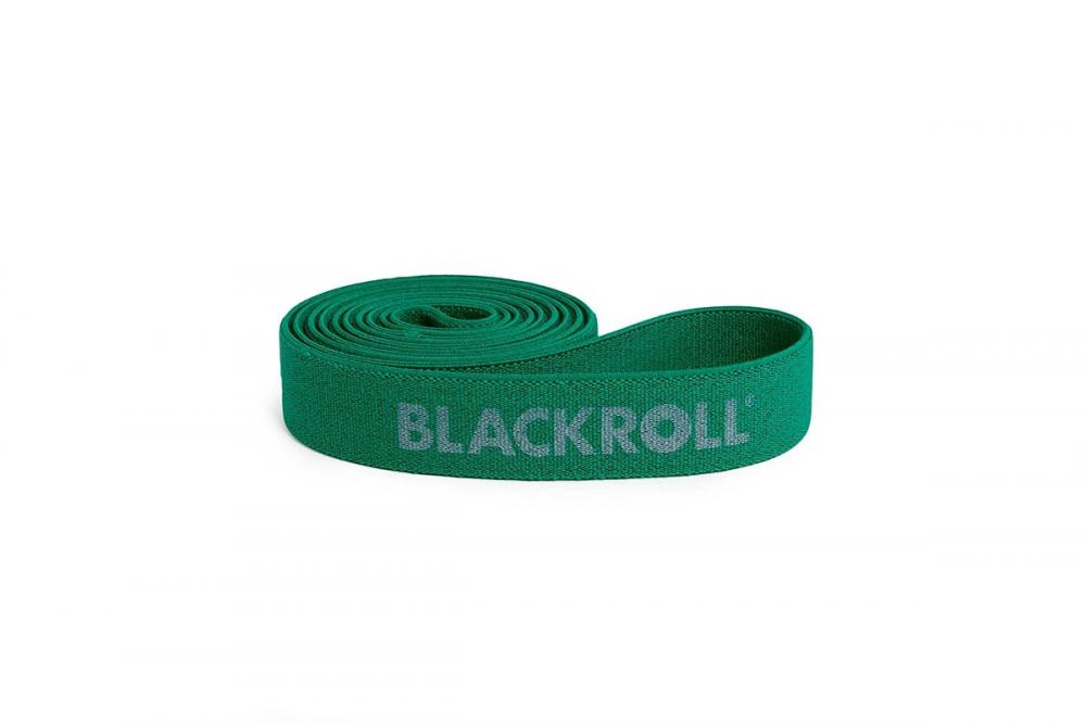 Blackroll - blackroll super band 104cm – green – medium