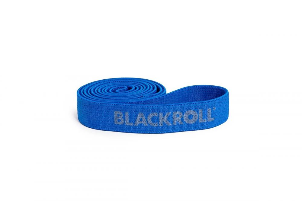 Blackroll - blackroll super band 104cm – blue – strong